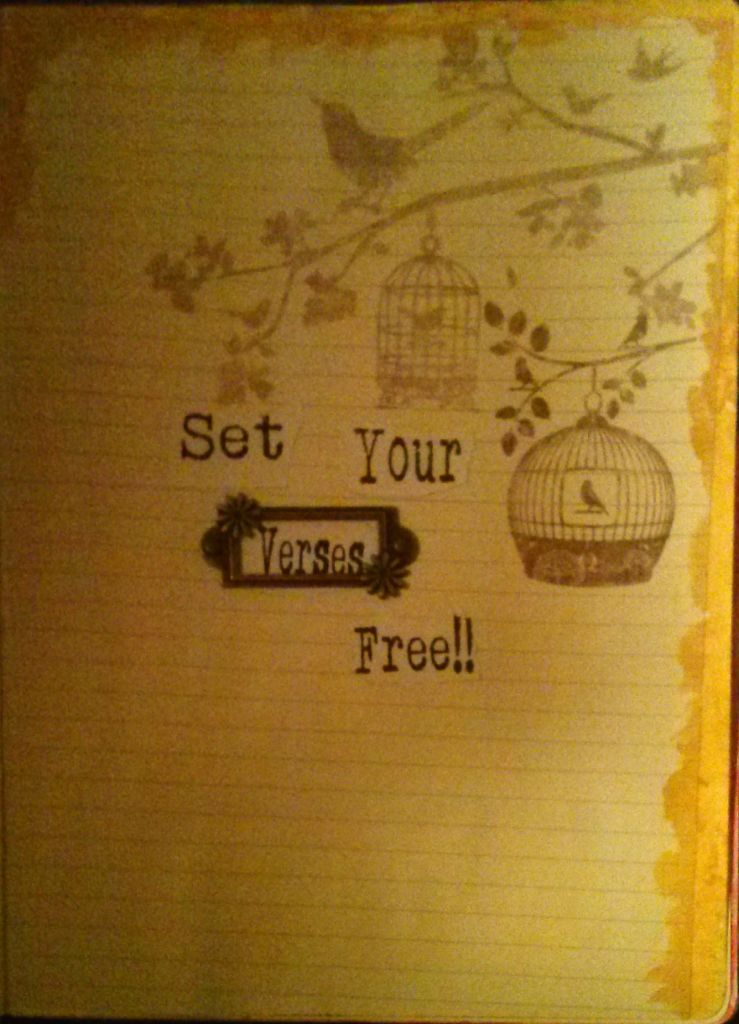 Set Your Verses Free